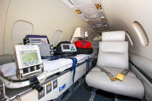 Air Ambulance Mumbai to Delhi