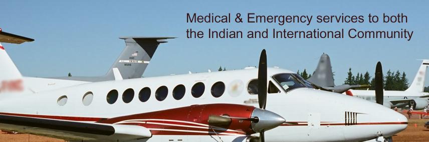 Air Ambulance Service From Delhi to Varanasi