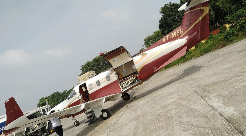 Air Ambulance Cost From Guwahati to Delhi
