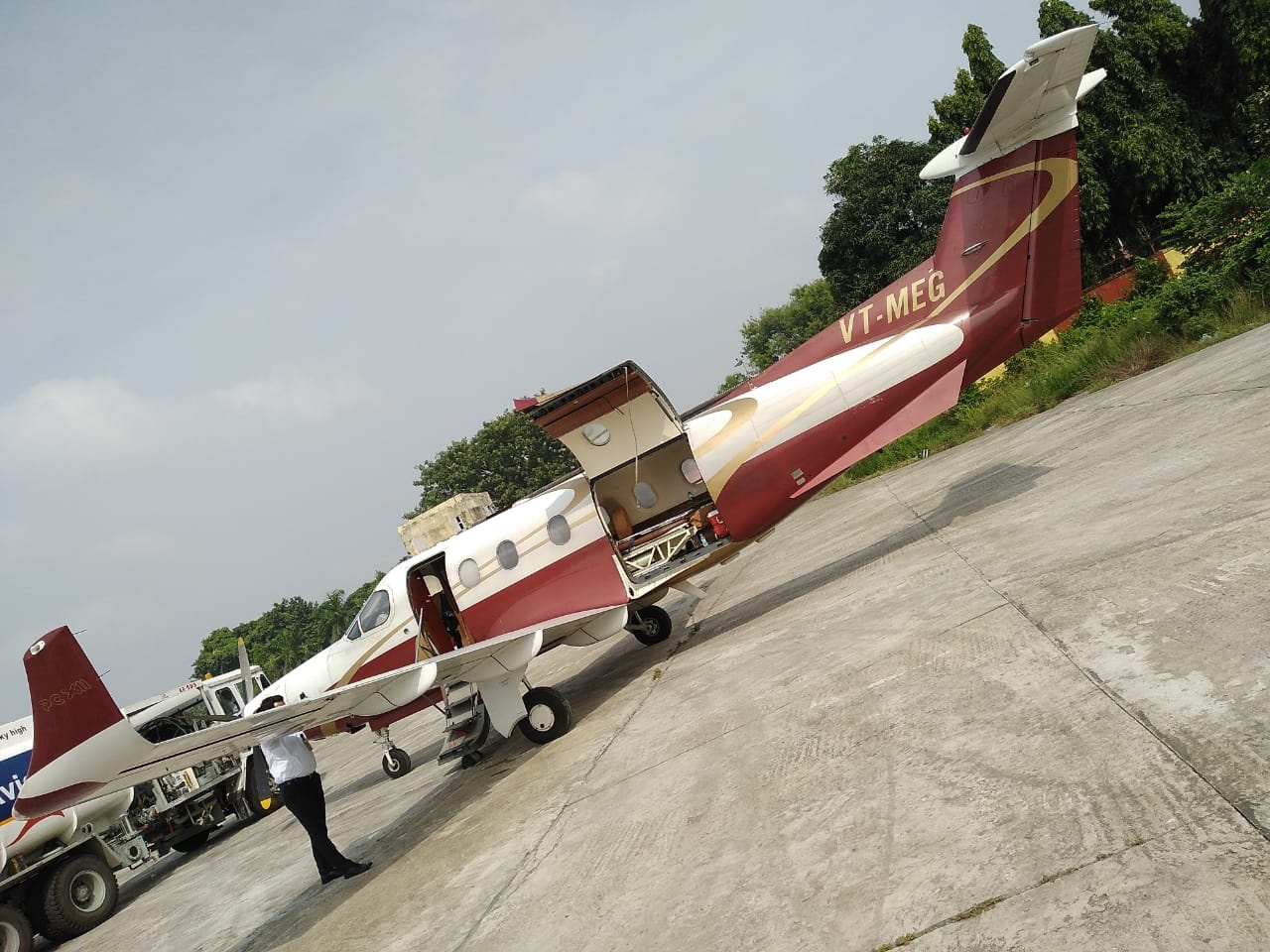 Air Ambulance Services in Raipur