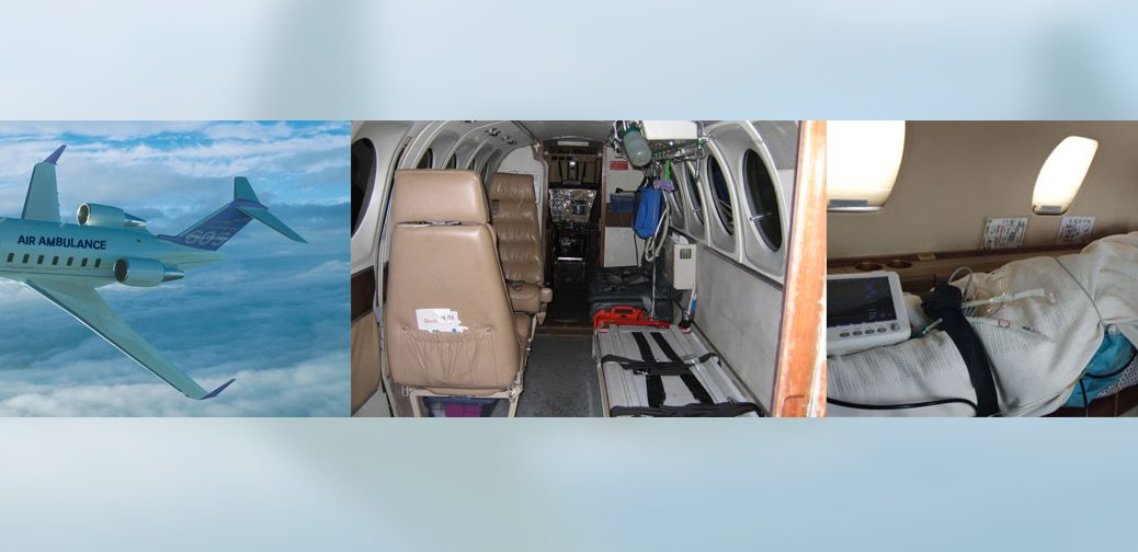 Air Ambulance Services in Ahmedabad