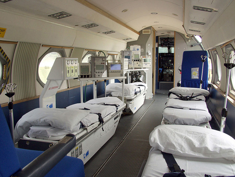 Low-cost Air Ambulance Services in Lucknow