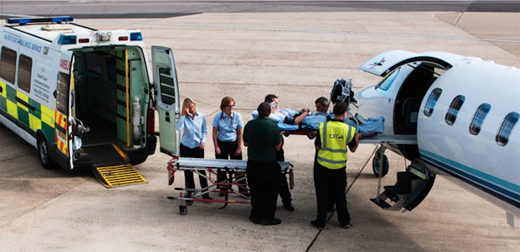 Air Ambulance Cost from Mumbai to Bangladesh